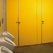 Pohištvena oprema za sanitarije in kopališča